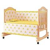 XYSQ Portables Beistellbett Baby Kinderreisebett, Höhenverstellbares Babybett...