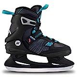 K2 Skates Damen Schlittschuhe Alexis Ice — Black - Blue — EU: 40 (UK: 6.5 / US: 9) — 25E0040