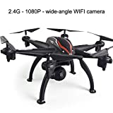 Tianzly Drohne 6-Achsen-RC-Hexacopter-GPS-Drohne mit 1080P...