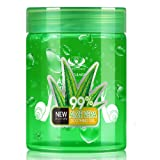 250ML Aloe Vera Gel, Natürliche Aloe Vera Creme für trockene Haut, After sun gel, Sonnenbrand...