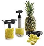 LACOR 60393 Messer und Schler Set F/Ananas