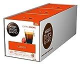 NESCAFÉ Dolce Gusto Lungo Kaffeekapseln (100 Prozent Arabica Bohnen, Feine Crema und kräftiges...