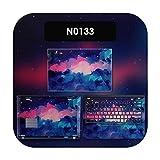 Laptop-Aufkleber für Lenovo ThinkPad L460 / L470 / L480 / L490 / L580 / L590, bunt,...
