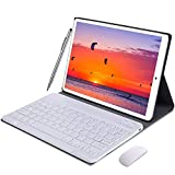 Tablet 25,4 cm (10 Zoll), 4G, WLAN, Android 9.0, Tablets 4 + 64 GB, erweitert, 128 GB, 8 5 MP,...