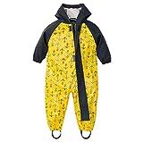 Kinder Regenmantel,Kinder Regenmantel Einteiligen Schutz Jungen Und Mädchen Einteiligen Anzug...