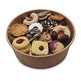Kekse hochwertig handgemacht mit Teegebäck in Keksmischung 600g in der wiederverschließbaren...