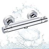 BONADE Duschthermostat Duscharmatur Sicherheitssperre bei 38°C Thermostatarmatur...