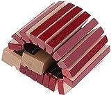 Kokoriko-Schlaginstrument aus weichem Holz, rund