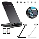 SIRIGOGO Schnellladegerät, kabellos, 15 W, kompatibel mit Galaxy Note10/10+/LG V30/V35/G8,7,5 W,...
