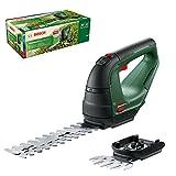 Bosch Akku Grasschere AdvancedShear 18V-10 (ohne Akku, 18-Volt-System, schneidet bis zu 85 m² pro...