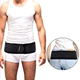 Si Sacroiliac Hüftgurt für Frauen und Männer, die Ischias, Becken, Rücken- und Beinschmerzen...