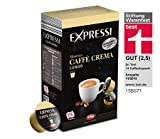 K-Fee Lounge Expressi Caffe Crema Kaffeekapseln, 96 Kapseln, kompatibel mit Teekanne Lounge Kaffee-...