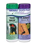 VAUDE Waschmittel Nikwax Tech Wash TX Direct VPE6, transparent, 2*300ml, 30014