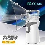 Creacom Inhalationsgert tragbar Vernebler Set, Tragbarer Zerstuber-Inhalator im Gesundheitswesen...
