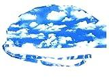 Hurricane Caps Scrub Cap - Blau - Einheitsgröße