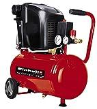 Einhell Kompressor TE-AC 230/24/8 (1500 W, max. 8 bar, 24 l-Tank, 230 L/min Ansaugleistung, 2850...