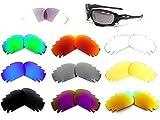 Galaxy Ersatzglas für Oakley Jawbone Sonnenbrille, 10 Farben