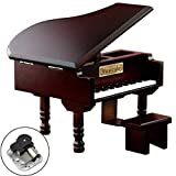 Brain Game Gowsch Exquisite Spieluhr Piano Ornament Spieluhr Simulation Klavier Spieluhr Dekoration...