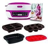 Tefal KD801811 Kuchenmaschine Cake 1100 W