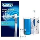 Oral-B OxyJet Reinigungssystem, mit Mikro-Luftblasen-Technologie, 4 Aufsteckdsen