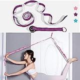 Übungsband Loop Übungsband Streching Beinspreizer Band Mehr flexibel mit der Tür Flexibilität...