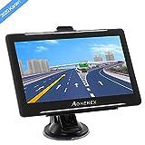 Navigationsgert, Aonerex GPS Navi Navigation 7 Zoll Touchscreen Navigationssystem Mehrsprachig fr...
