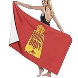 U/K Boom Baby Badetuch Quick Dry Towel