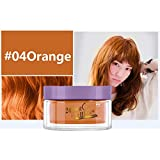 Lucoss Wax Coloring Hair, Hair Color Non-toxic Disposable Temporary Modeling Multicolor Styling Hair...