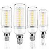 COMY 12W E14 LED Mais Birne Entspricht 100W Glühlampe, Maiskolben LED Kerzenlicht Energiesparlampe,...