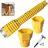 Mehrzweck schraubenschlüssel für toilettenschüssel Wasserhahn und Spülbecken,Lesai (8 in...