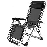 Heavy Duty Folding Zero Gravity Chairs Beach Deck Chairs Sun Lounger Recliner for Beach Patio Garden...