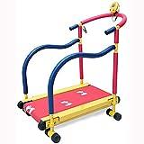 HWOEK Laufband für Kind Einfaches Mechanisches Mini-Laufband mechanische Laufmaschine für Kinder...
