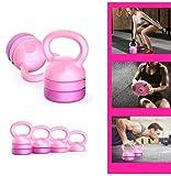 InLoveArts Kettlebell für Frauen, Verstellbare Kettlebell-Gewichte 5 lbs, 8 lbs, 9 lbs, 12 lbs,...