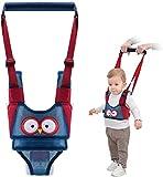 Felly Lauflernhilfe Gehhilfe für Baby, Atmungsaktiv Stehen Gehen Lernen Helfer Walker für Kinder,...