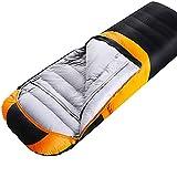 YYSYN Schlafsack, Outdoor Deckenschlafsack Tragbar Ultraleichter Wasserdichter Und Super Warme...