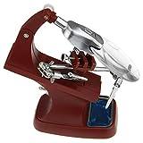 belupai 7023A Lupe für Schreibtisch-Lupe, 3 x 4,5 x
