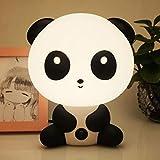 Panda Nachtlicht Tisch Schreibtischlampe LED für Kinder Baby Geschenke Schlafzimmer Nachttischlampe...
