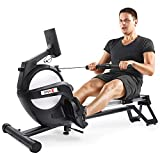 Dripex Rudergerät sportgeräte hometrainer Fitness geräte klappbar rudermaschine Rowing Machine...