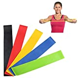 NA Rope Trainer Fitnessgerte 5 Farbe (Schwarz, Blau, Grn, Rot, Gelb) Schwere, dickere...