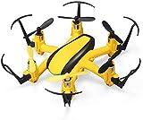ZHCJH Mini 2.4G 4 Kanal 6-Achsen Gyro RC Hexacopter RTF mit CF-Modus One Key Return 3D Flip Altitude...