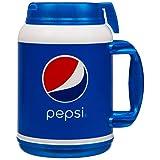 Pepsi Becher – großer blauer Pepsi Reisebecher