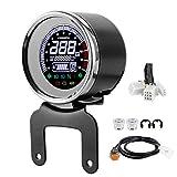 Bediffer Tachometer Motorrad-Drehzahlmesser für Autozubehör