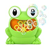 A-myt bringt Seine Farbe in die Luftfritteuse Bubble Machine Crabs Frosch Musik Kinder Bad Spielzeug...