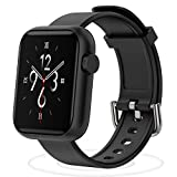 Smartwatch Fitness Tracker - mit Pulsuhren Smart Watch Schrittzähler Schlafmonitor...