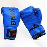 Sanda Taekwondo Boxhandschuhe für Erwachsene und Kinder, für Sparring, Kickboxen