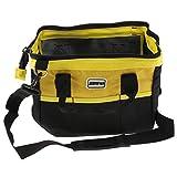 SDENSHI Neue Handtaschen Schulter Multifunktionswartungs Werkzeug Taschen Tasche Gelb + Schwarz -...