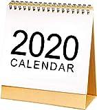 MERYMALL 2020 Stehtischkalender Bürokalender Monatskalender Flipplaner Zeitplan Geschenkbuch...