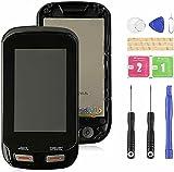 Für Garmin Approach G8 Golf Fahrrad GPS LCD Bildschirm Ersatz G8 Golf Display Touch Digitizer...