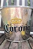 Carona Eiskübel verzinkt mit Flaschenöffner
