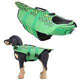 Openg Hunde Schwimmweste Hundeschwimmwesten Hund Schwimmweste wasserdichte Hundejacken...